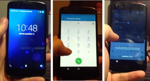 Así de fácil es saltarse la pantalla de bloqueo de un móvil con Android Lollipop
