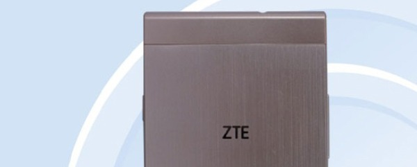 Certificación de un misterioso móvil sin cámara de ZTE
