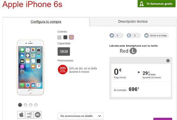 Iphone  Con Permanencia