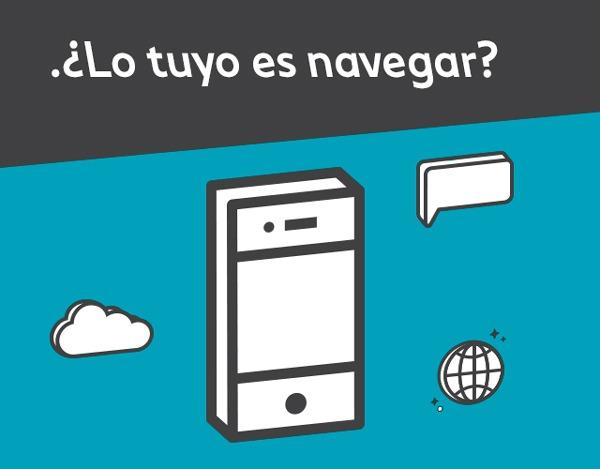 Las mejores tarifas de móvil para navegar por Internet