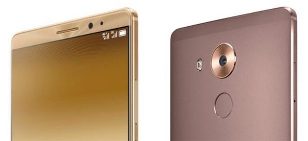 3 diferencias entre el Mate 8 y el Mate 7 de Huawei
