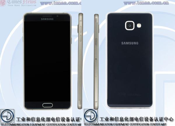 Este es el diseño que traerá el Samsung Galaxy A7