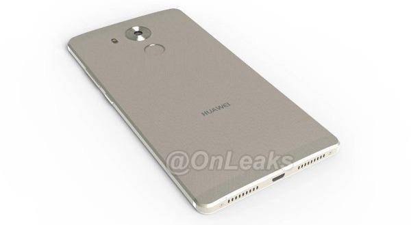 Este podría ser el grosor del Huawei Mate 8