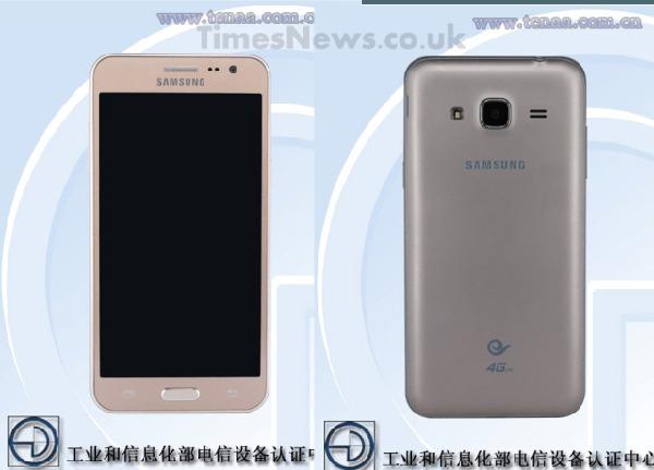 Samsung Galaxy J3, este será su aspecto