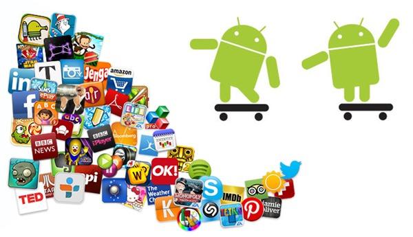 3 tiendas de aplicaciones Android alternativas a Google Play que probablemente no conocías