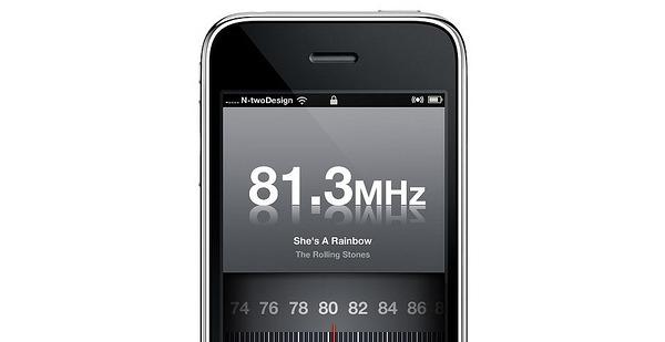 Te sorprenderá saber lo que consume la radio por Internet en un móvil