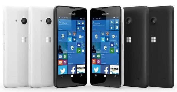Microsoft Lumia 550, ya disponible en España por 130 euros