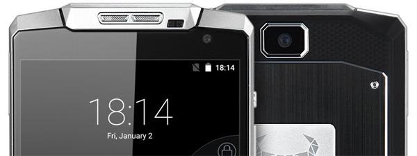 Este móvil con 10.000 mAh de batería puede ser la solución a tus problemas de autonomía