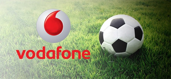 La Liga BBVA y la Copa del Rey con Vodafone por diez euros al mes
