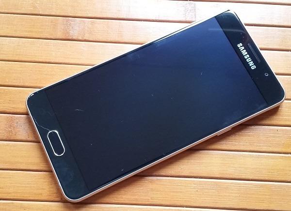 Cómo Configurar El Lector De Huellas Dactilares Del Samsung Galaxy A5 2016