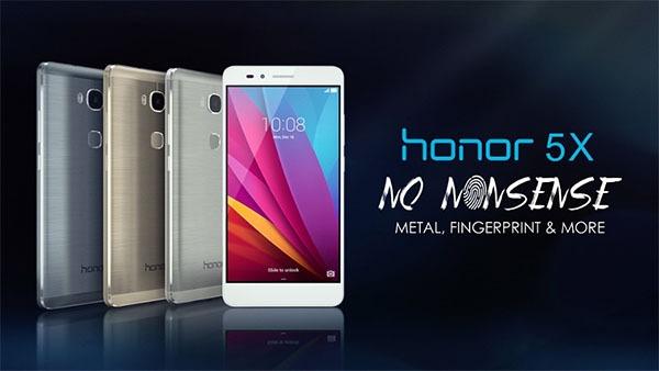 Honor 5X también llegará a España