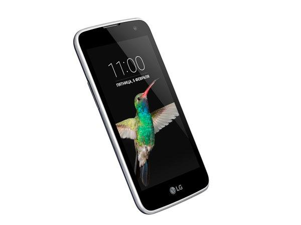Así es el nuevo LG K4