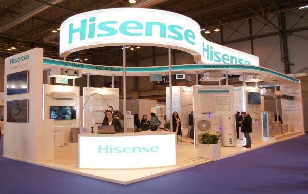 Así son los móviles ultraresistentes y para fotos de Hisense