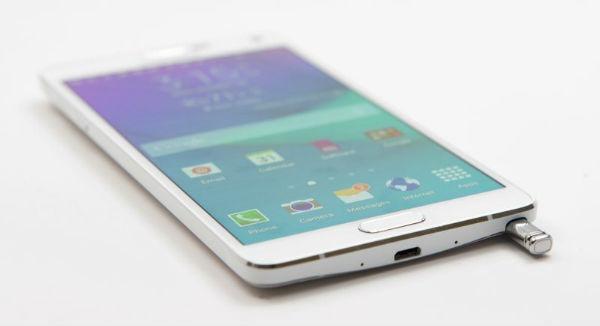 Se filtran nuevas características sobre la pantalla del Galaxy Note 6