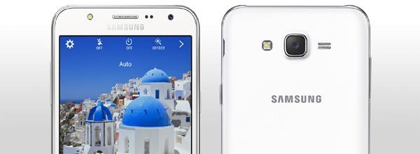 Samsung Galaxy J5, precios y tarifas con Orange