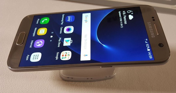Las 5 mejores características del Samsung Galaxy S7