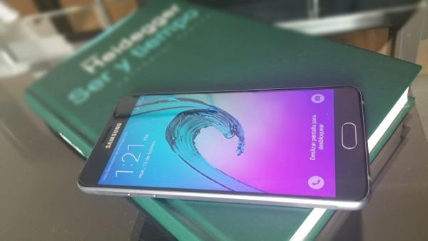 Cómo configurar el Samsung Galaxy A5 2016, primeros pasos