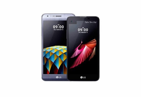 LG presentará el LG X Screen y el LG X Cam en el MWC 2016