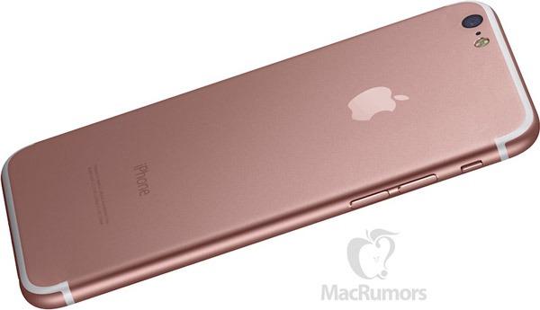 Primeros rumores sobre el diseño del iPhone 7