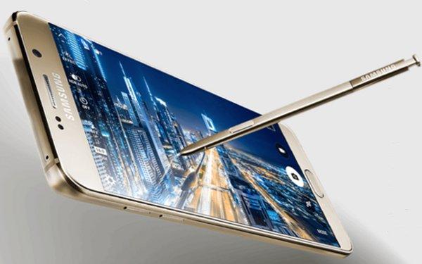 El S Pen de Samsung Galaxy Note 6 podría doblarse