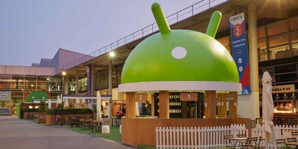 Así te puedes descargar y usar el nuevo fondo de pantalla de Android N