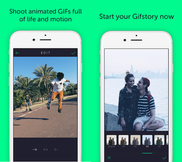 Cómo crear tus propios GIF personalizados en el iPhone