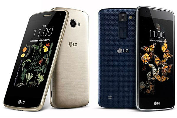 LG K5, nuevo gama básica con pantalla de 5 pulgadas