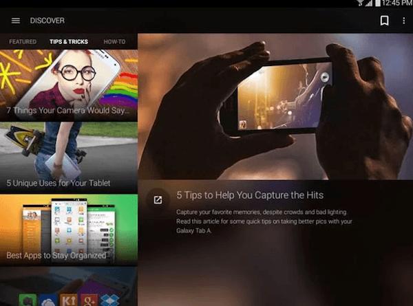 Samsung+, descubre fácilmente todas las opciones de tu móvil Samsung