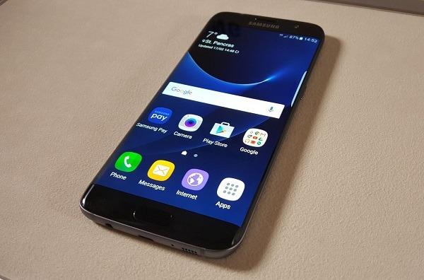 Cómo compartir la conexión WiFi con el Samsung Galaxy S7