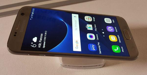 Así es la nueva interfaz del Samsung Galaxy S7