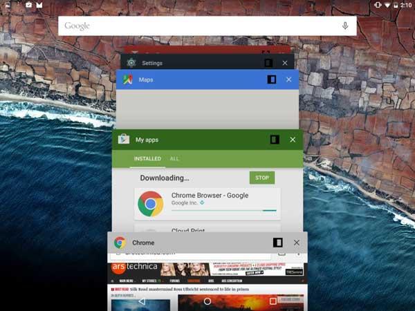 Filtran Android N, estas son sus nuevas funciones