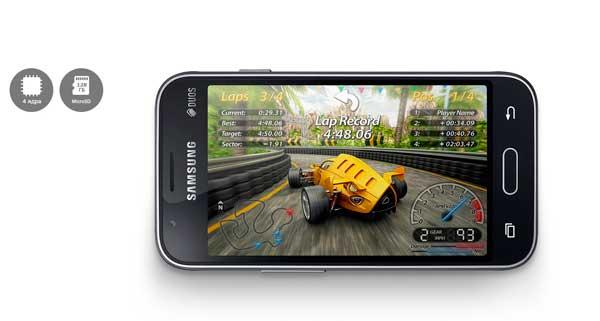 Samsung Galaxy J1 Mini, un móvil sencillo de 4 pulgadas