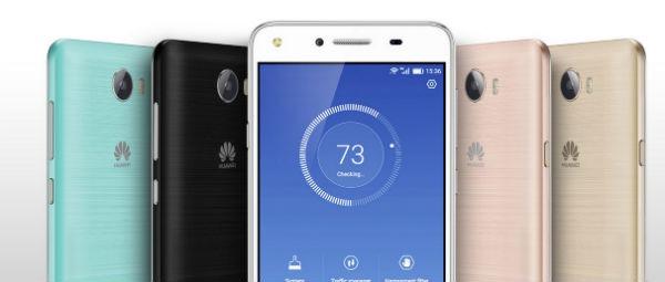 Huawei Y5 II, nuevo móvil básico con pantalla de 5 pulgadas