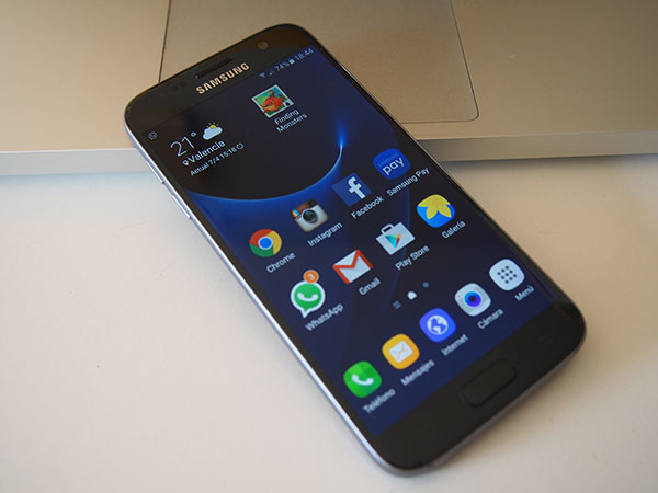 10 temas para usar de fondo en tu Samsung Galaxy