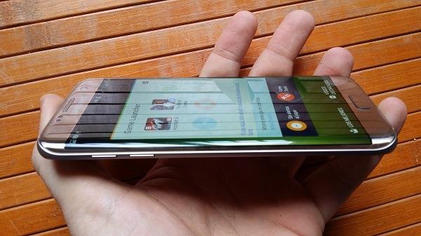 4 efectos especiales de la cámara del Samsung Galaxy S7 edge