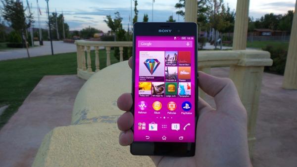 Sony actualiza a Android 6.0.1 la mayoría de Sony Xperia Z3 y Z2