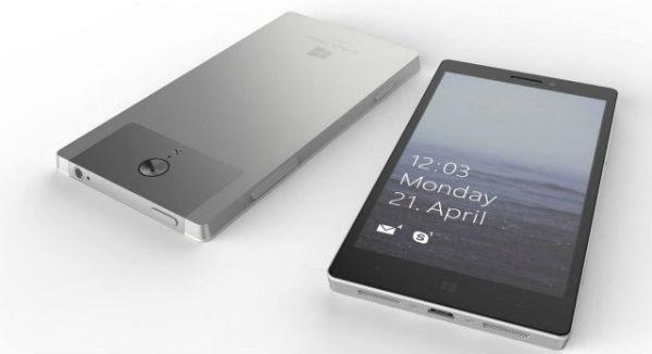El Surface Phone contaría con 8 GB de RAM