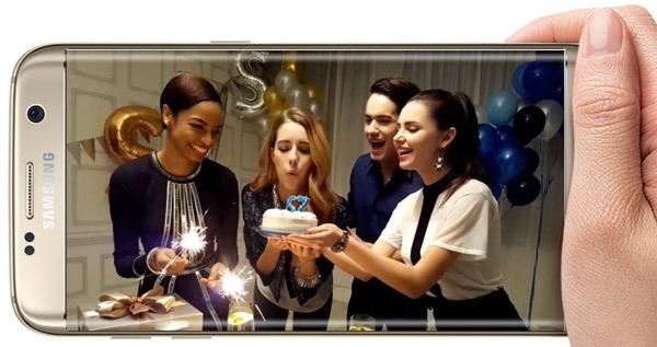 Cómo compartir las Fotos Animadas en el Samsung Galaxy S7