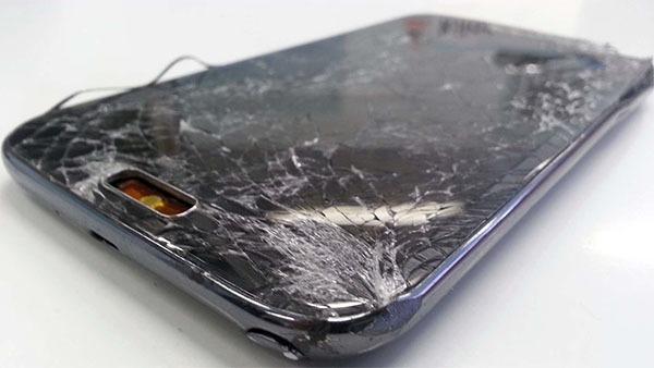reparar pantalla rota