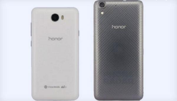Se filtran todas las características de los Honor 5A y 5A Plus