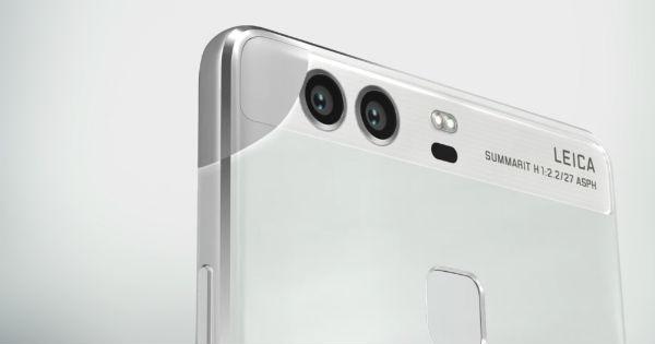 Huawei actualiza el software de su nuevo Huawei P9