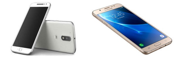 Comparativa Moto G4 Plus 2016 vs Samsung Galaxy J7 2016