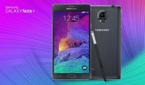 El Samsung Galaxy Note 4 de Vodafone se actualiza a Android 6.0.1
