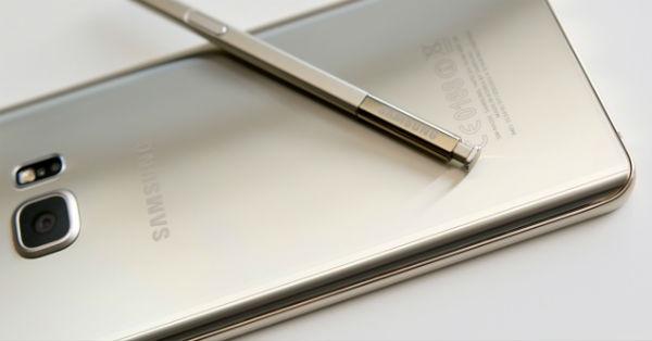 El Samsung Galaxy Note 6 podría llegar en agosto