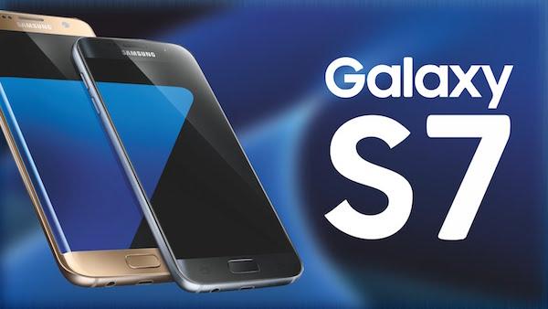 Cómo conectarse a una red Wifi con el Samsung Galaxy S7