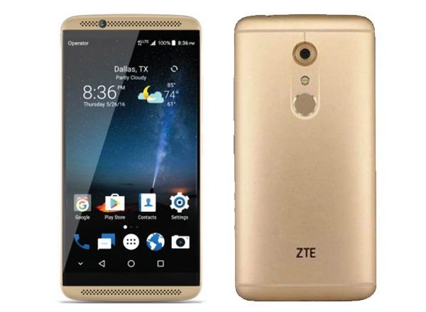 Las seis mejores características del ZTE Axon 7