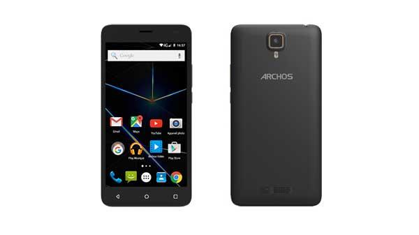 Archos 50d Oxygen, un smartphone de diseño con precio comedido