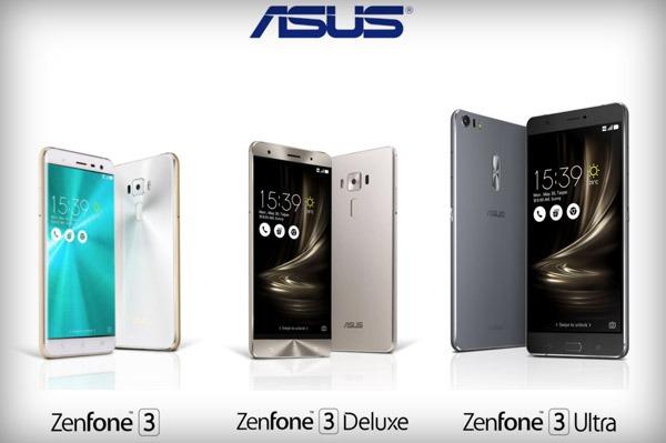 Estas son las características y claves de los Asus ZenFone 3