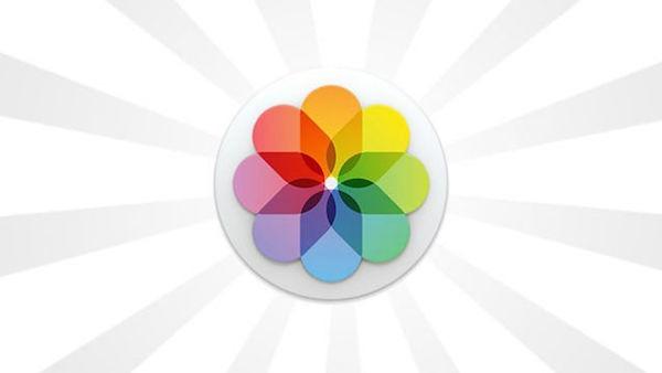 Apple Fotos app