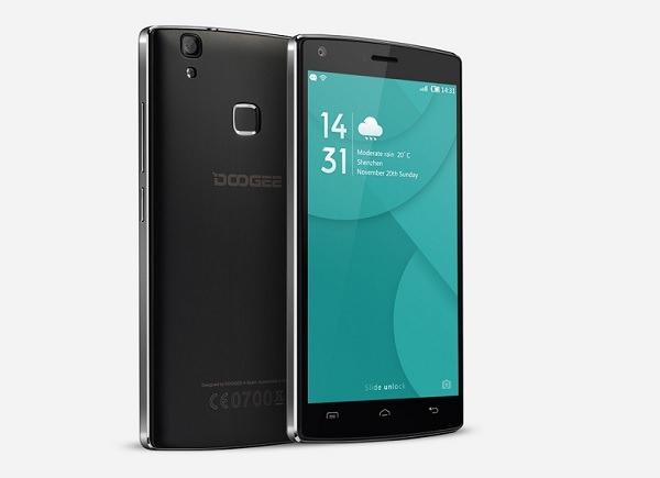 Doogee X5 Max Pro, smartphone sencillo con mucha batería